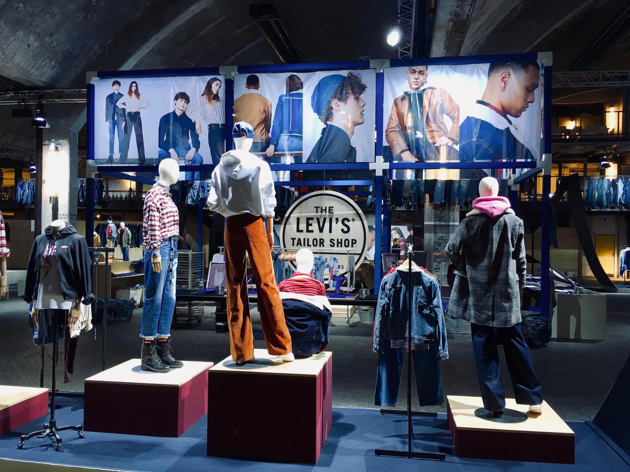 Levi's Sales Launch Berlin --- Client : VO Event
